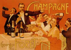 georges foret champagne